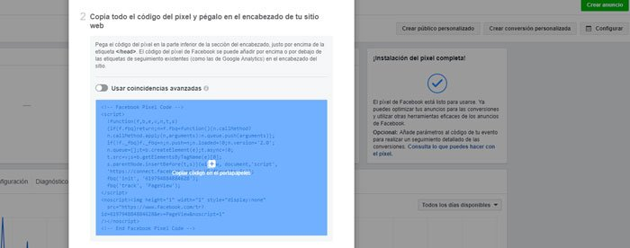 WordPress: Cómo instalar el píxel de Facebook sin plugin | Empresiona