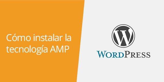 ⚡ Cómo instalar AMP en WordPress