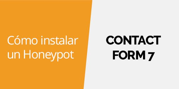 WordPress: Cómo evitar spam en Contact Form 7 con un Honeypot
