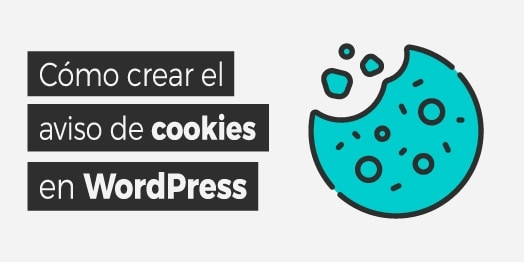 Como crear aviso de cookies en WordPress (sin plugin)