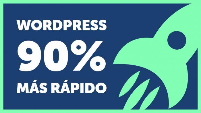 🚀 Acelera la velocidad de tu WordPress al 90% con este truco 🚀